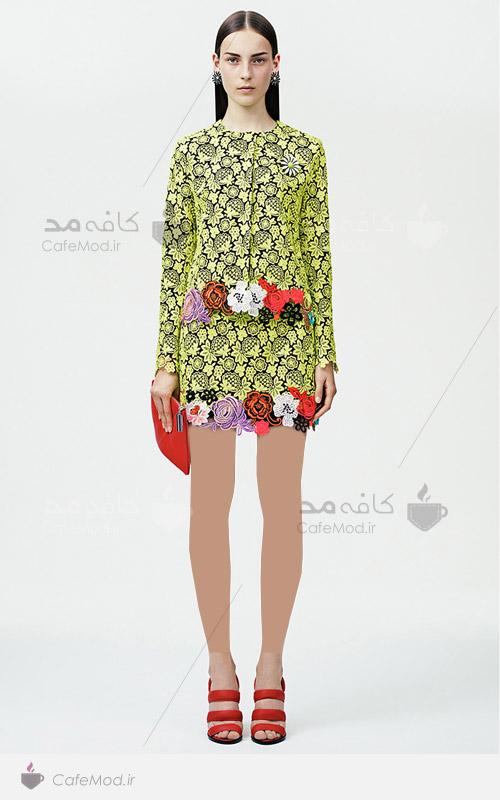 مدل لباس زنانه گیپور