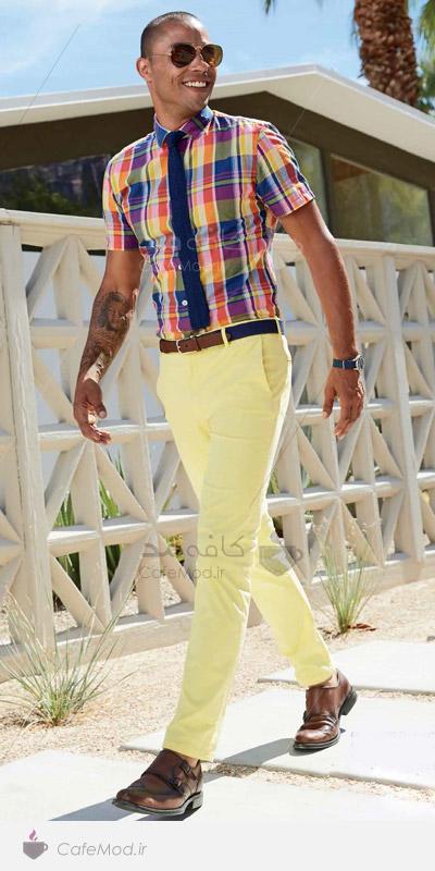 مدل لباس مردانه Dockers