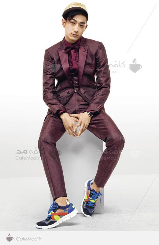 مدل لباس مردانه Dolce & Gabbana