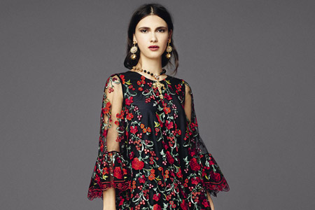 مدل لباس زنانه Dolce & Gabbana 11