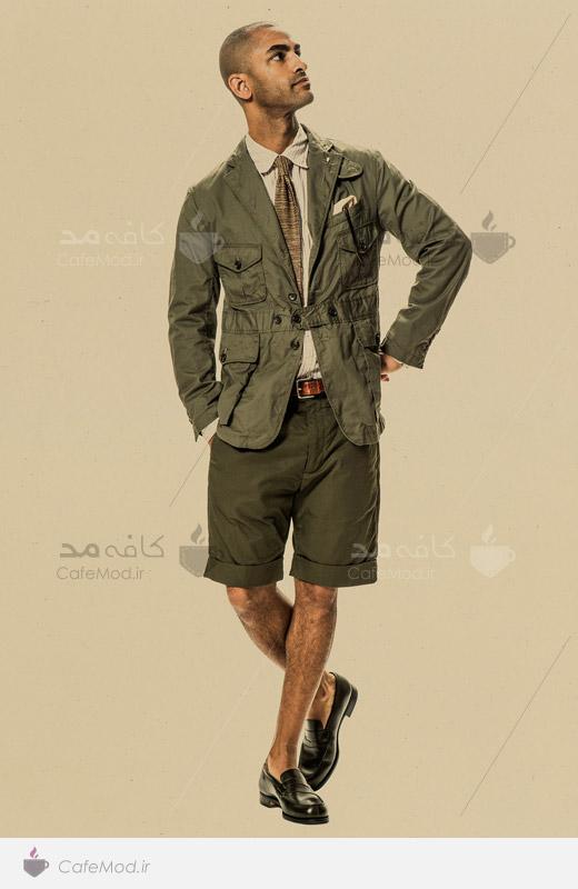 مدل لباس مردانه تابستانی