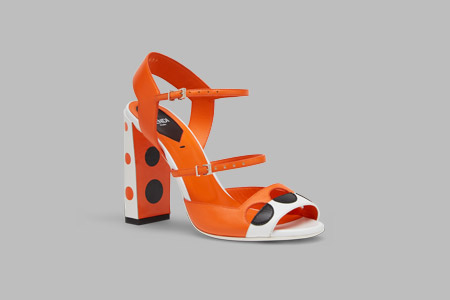 مدل کفش زنانه Fendi 11