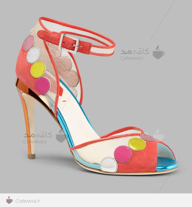 مدل کفش زنانه Fendi