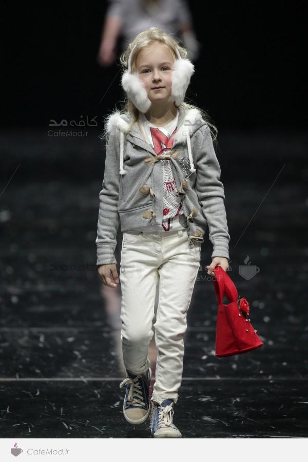 مدل لباس دخترانه پسرانه GAUDI