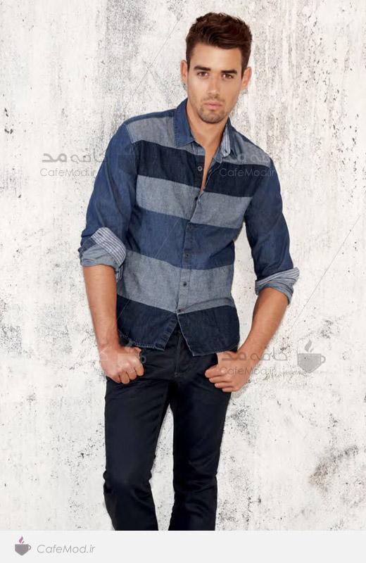 مدل لباس مردانه Guess