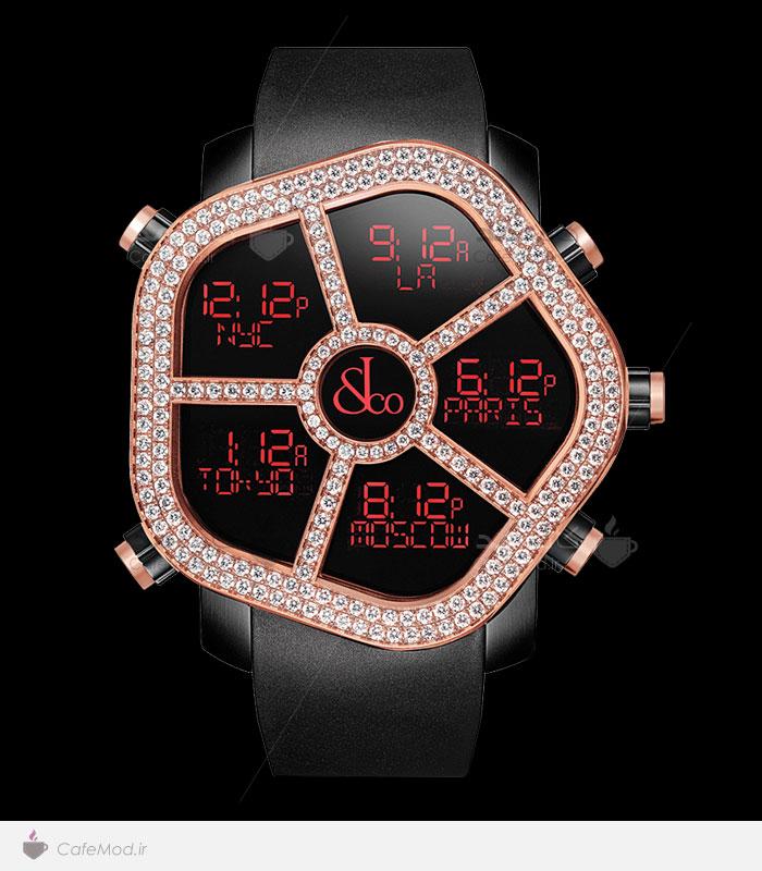مدل ساعت مچی Jacob & Co