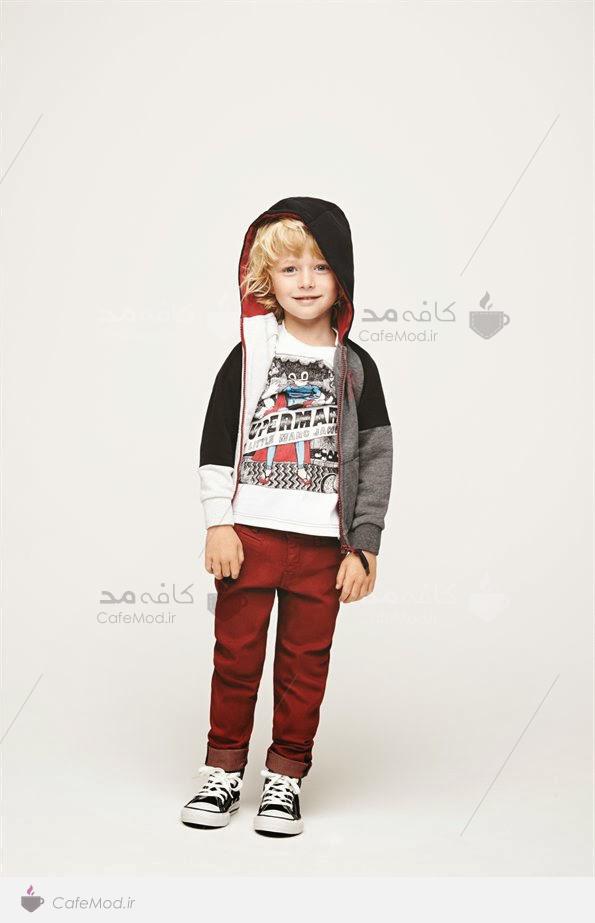 مدل لباس دخترانه پسرانه Little-Marc