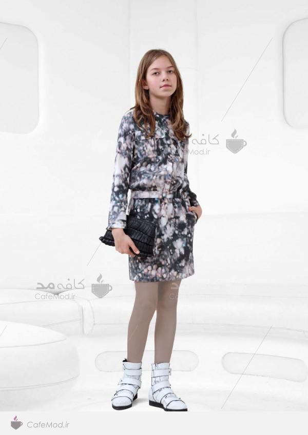 مدل لباس دخترانه Little-Remix