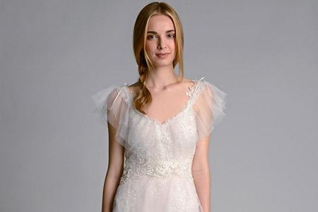 مدل لباس عروس Marchesa 13