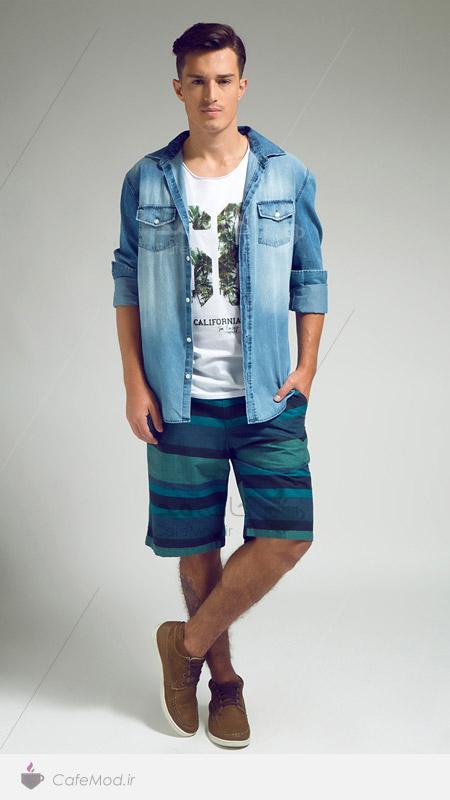 مدل لباس اسپرت مردانه Memove