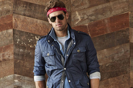 مدل لباس مردانه Michael Bastian 23