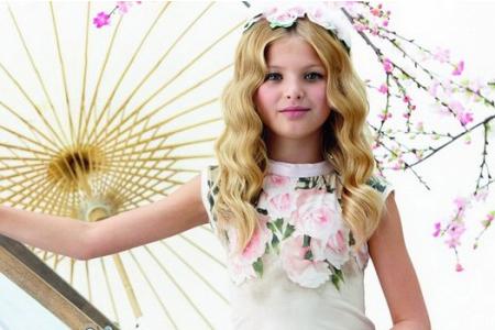 مدل لباس دخترانه Monnalisa 10