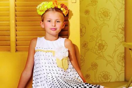 مدل لباس دخترانه Monnalisa 9