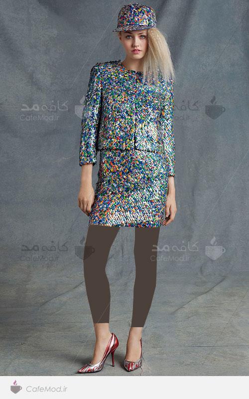 مدل لباس زنانه بهاره