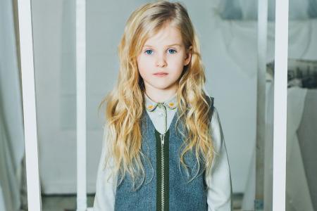 مدل لباس دخترانه زمستانه PAADE 10