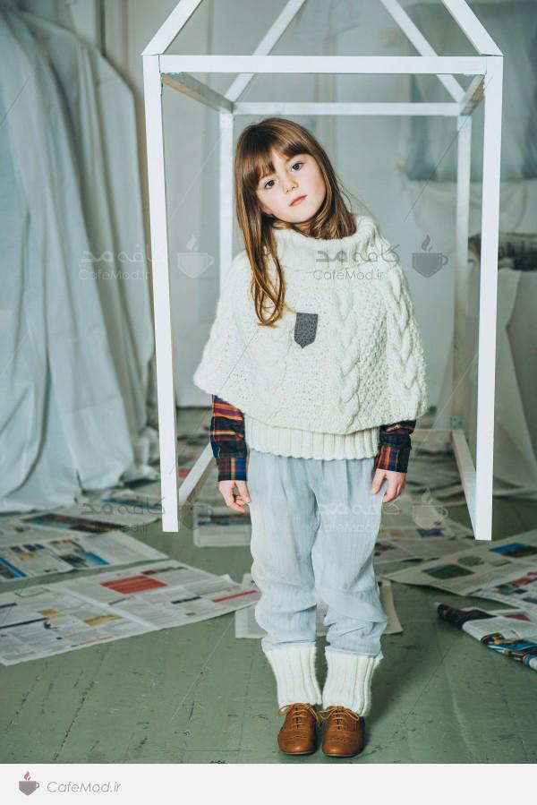 مدل لباس دخترانه پسرانه PAADE 2015