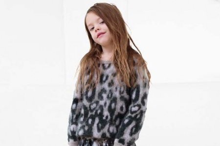 مدل لباس دخترانه Little-Remix 10