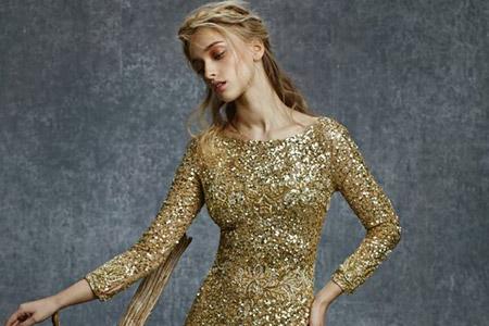 مدل لباس مجلسی Reem Acra 10