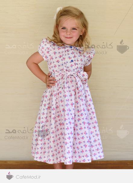 مدل لباس دخترانه Retro