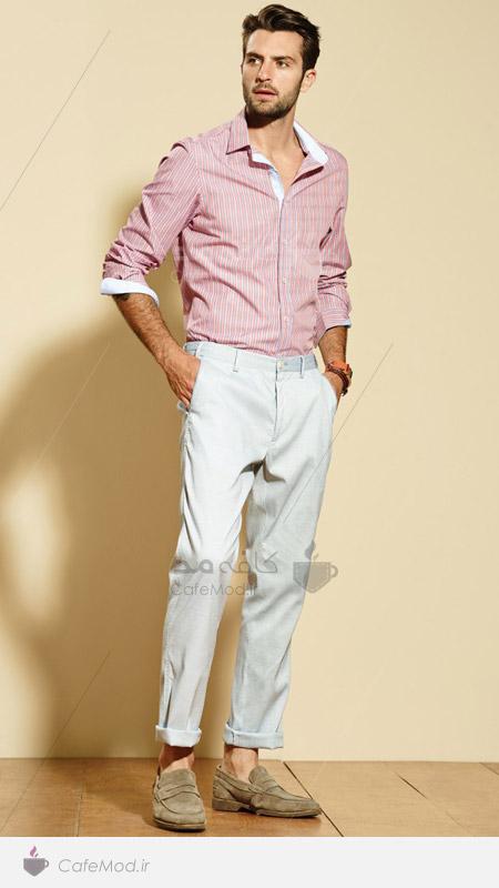 مدل لباس مردانه جدید 2015
