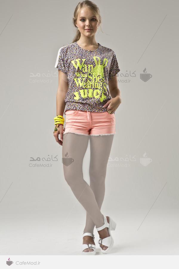 مدل لباس دخترانه نوجوان Sabotage
