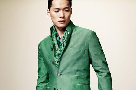 مدل لباس مردانه Shanghai Tang 10