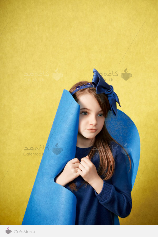 مدل لباس دخترانه Simonetta