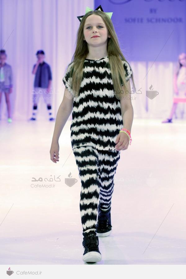 مدل لباس دخترانه Sofie-Schnoor