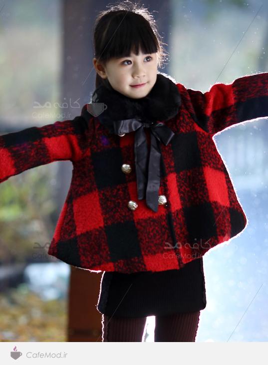مدل پالتوی دخترانه TAOBAO
