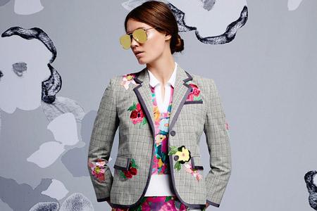 مدل لباس بهاره زنانه Thom Browne 10