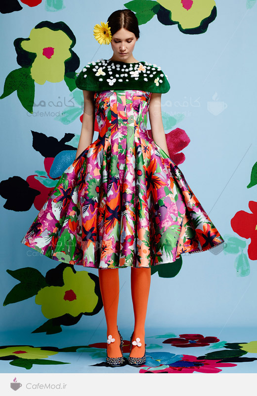 مدل لباس بهاره زنانه
