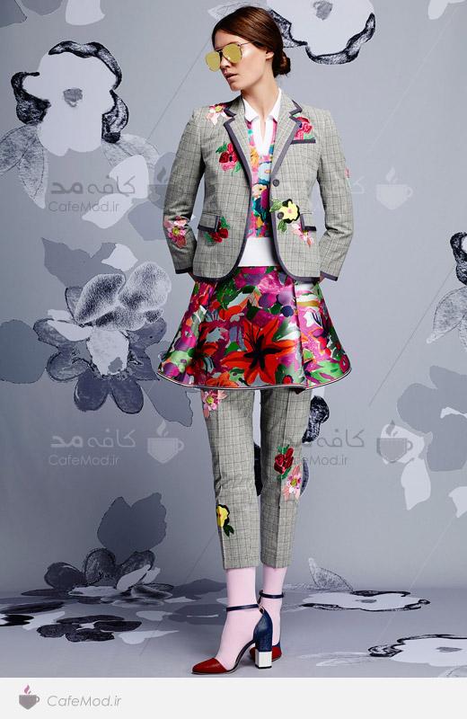 مدل لباس بهاره زنانه Thom Browne
