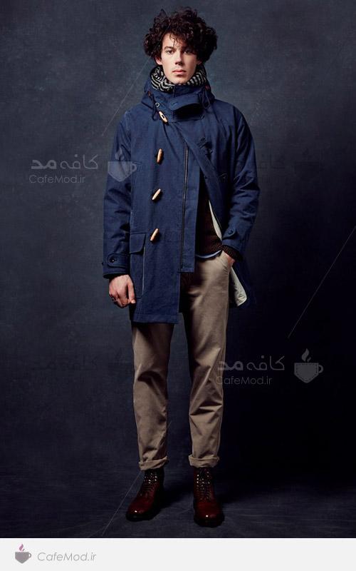 مدل لباس مردانه Toast