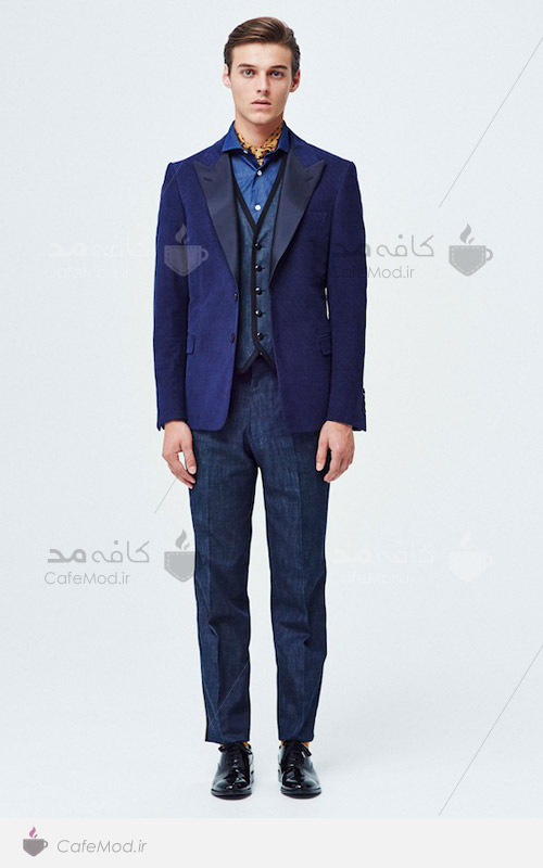 مدل لباس مردانه Tomorrowland