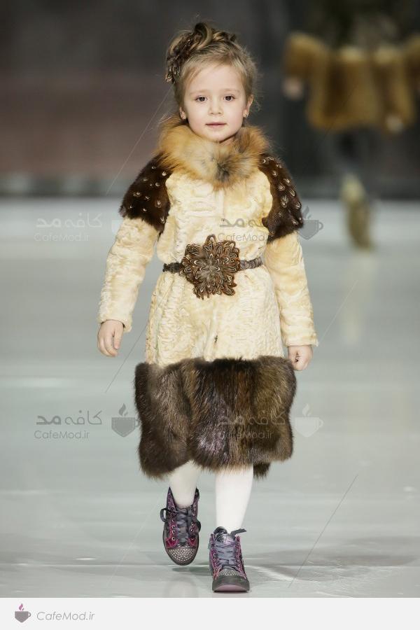 مدل لباس پاییزه دخترانه Vittorio Raggi