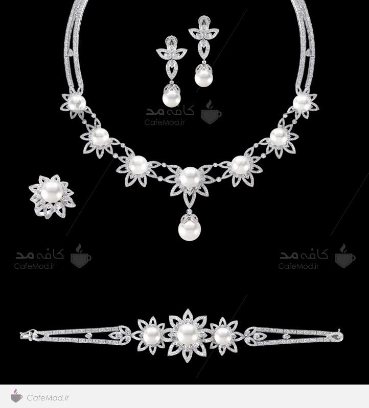 مدل جواهرات عروس 2015