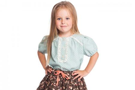 مدل لباس دخترانه YUME 2015 10