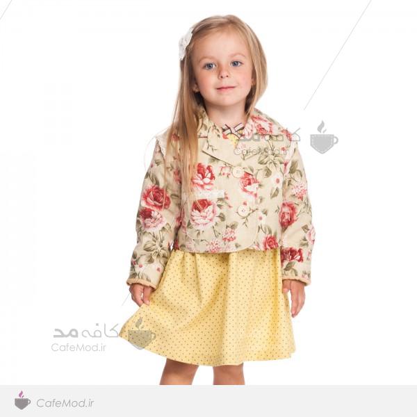 مدل لباس دخترانه YUME 2015