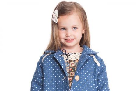 مدل لباس دخترانه YUME 2