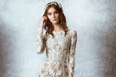 مدل لباس عروس سال 2015