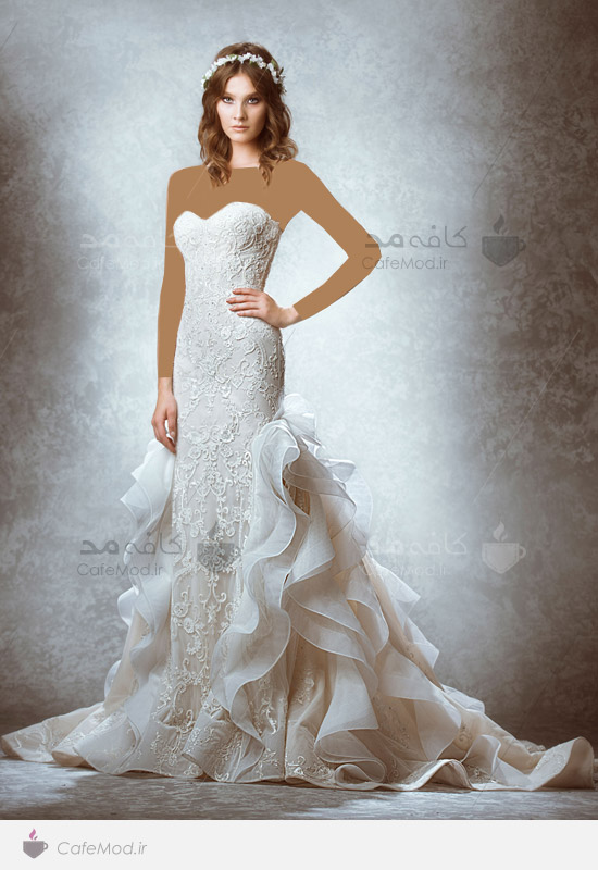 مدل لباس عروس Zuhair Murad