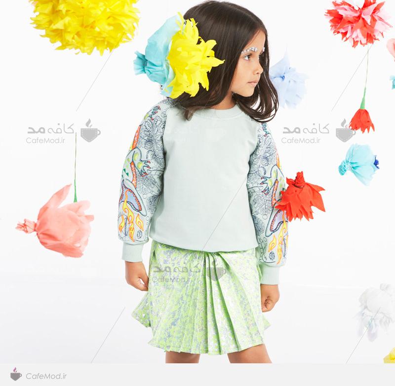 مدل لباس دخترانه anne-kurris 2015