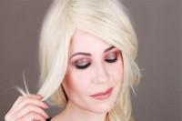 آموزش آرایش چشم و لب