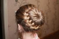 آموزش بافت مو برای دختربچه ها