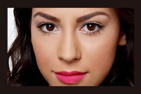 آموزش آرایش چشم  2