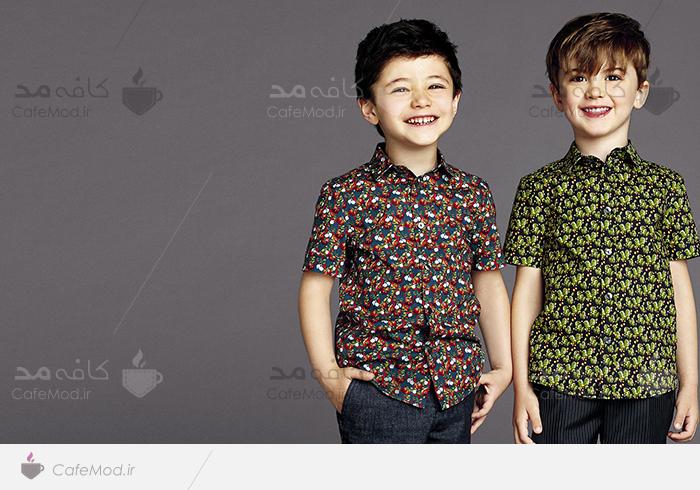 مدل لباس تابستانه D&G 2015