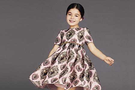 مدل لباس تابستانه دخترانه 10