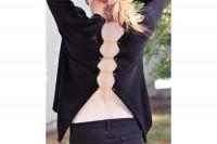 آموزش تغییر لباس با سنجاق قفلی