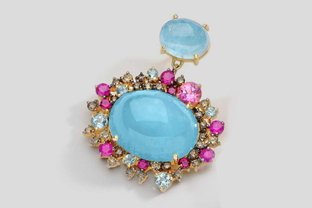 مدل جواهرات Brumani 10