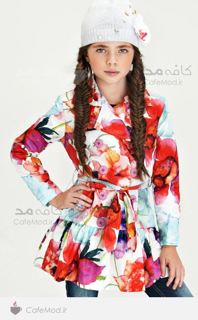 مدل لباس دخترانه BK 2015